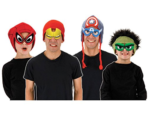 elope Men's Marvel Cartoon Eyes Glasses