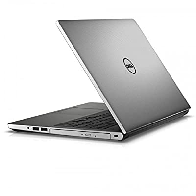 Dell Inspiron 15 5559 Y566509HIN9 15.6-inch Laptop (Core i5-6200U/8GB/1TB/Windows 10/2GB Graphics), Silver