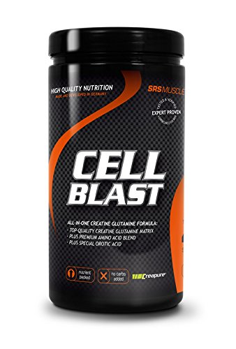 SRS Muscle Cell Blast - Orange