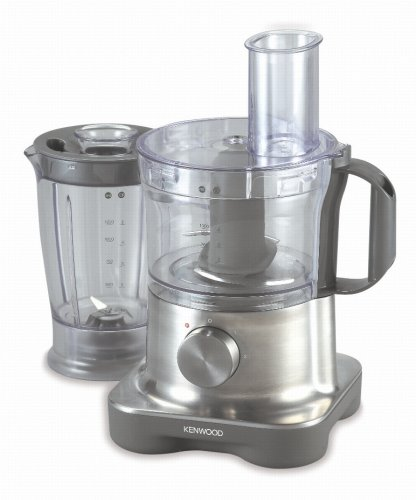 Kenwood Multi Pro FP250 2.1 Litre Food Processor, Brushed Metal from Ken