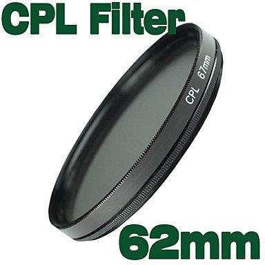 Peach Emolux 62Mm Cpl Circular Polarizer Filter (Smq5596)