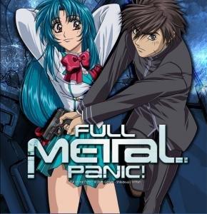 Full metal Panic! 1st - 3rd Season Eng Dub Box Set