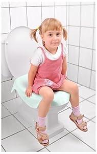 Reer 4812 - Plásticos para cubrir asiento de WC (3 unidades) marca Euret