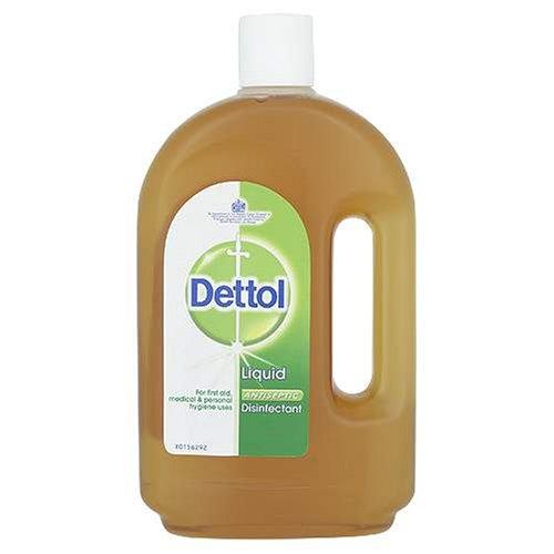 Dettol Liquid Antiseptic Disinfectant for First Aid - Original - 750ml