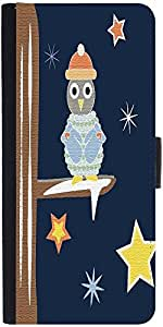 Snoogg Christmas Snow 2468 Graphic Snap On Hard Back Leather + Pc Flip Cover ...