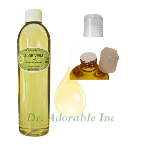 Aloe Vera Oil Area Of Outstanding Natural Beauty 12 Oz front-730625
