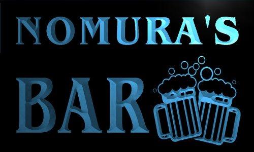 w017743-b-nomura-name-home-bar-pub-beer-mugs-cheers-neon-light-sign