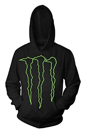 Fox and Monster Energy Drink Collaboration Clothing