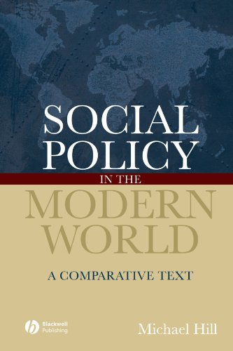 Social Policy in Modern World: A Comparative Text
