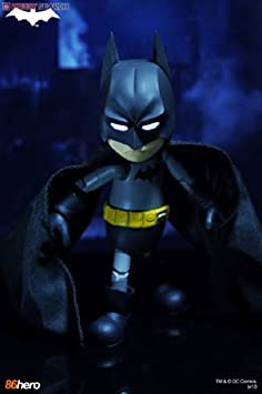 BlueBeach Mini Batman Justice League Unlimited With Platform and Accessories