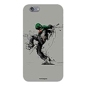 Homesogood Dark Street Art Artwork Multicolor Case For iPhone 6S (Back Cover)