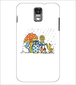 SAMSUNG GALAXY S5 MINI CARTOON CHARACTER Designer Back Cover Case By PRINTSWAG