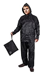 Zacharias men rain coat (Pack of 1)