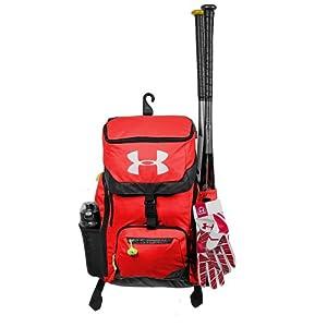 Under Armour Closer Baseball Softball Backpack Bag by Under Armour