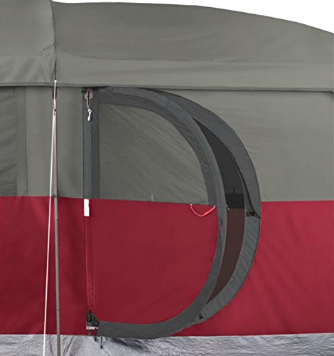 $299.99 $189.99 37% Off & NEW! COLEMAN Hampton 6 Person Family Camping Cabin Tent w ...