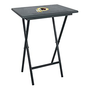 IFS - Washington Redskins NFL TV Tray Set with Rack by Imperial Billiards