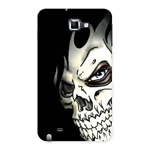 Special Nasty Face Art Multicolor Back Case Cover for Galaxy Note