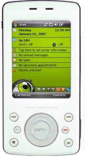 PDAPHONE G-SMART T600 avec TV numérique universelle