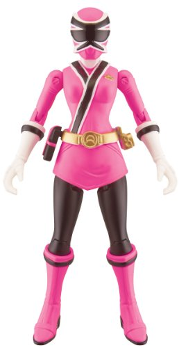 Power Rangers Samurai Action Figure Samurai Ranger Sky (Pink), 4 Inch (Pink Power Ranger Helmet compare prices)