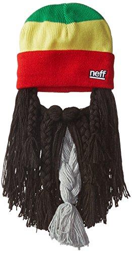 Neff Bunyan Cappellino Rasta Barba