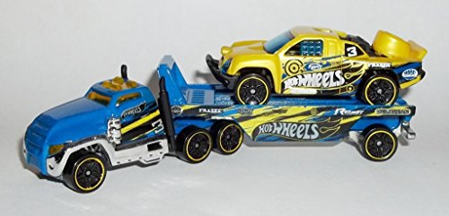 HOT Wheels Track Trucks Road Rally Vehicle-blue