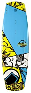 Liquid Force Watson Hybrid 139cm Wakeboard 2014 by Liquid Force