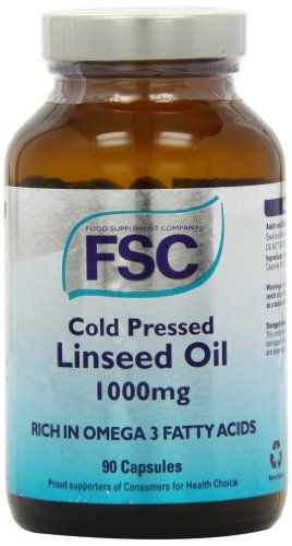 fsc-1000mg-organic-cold-pressed-linseed-oil-pack-of-90-capsules