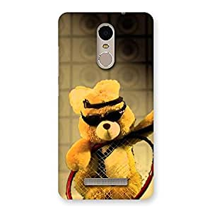 Gorgeous Teddy Racket Back Case Cover for Xiaomi Redmi Note 3