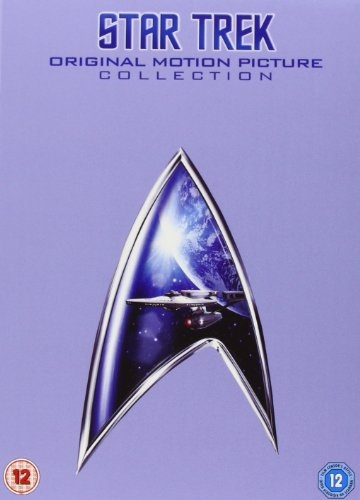 Star Trek Movies 1 - 6 Box Set [UK Import]