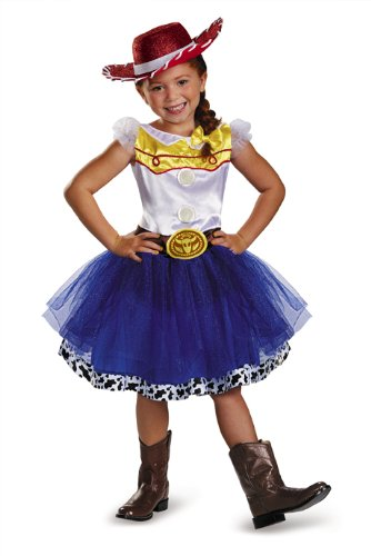 Toy Story Jessie Tutu Girls Costume