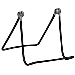 Gibson Holders Two Wire Plate Holder Display Stand, Black