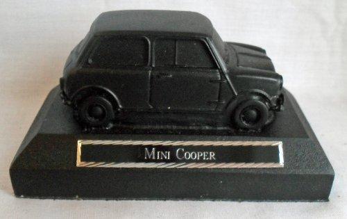 Mini Cooper - Coal Model - Hand Crafted - 200
