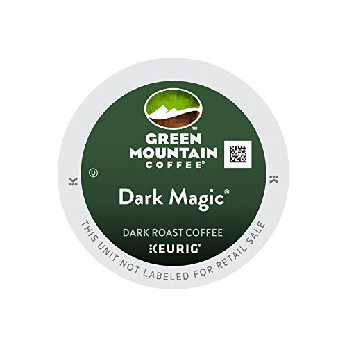 Keurig, Green Mountain Coffee, Dark Magic (Extra Bold), K-Cup Counts, 50 Count (Keurig K Cups Container compare prices)