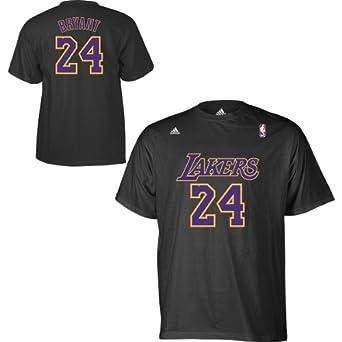 adidas Los Angeles Lakers Kobe Bryant Game Time T-Shirt by adidas