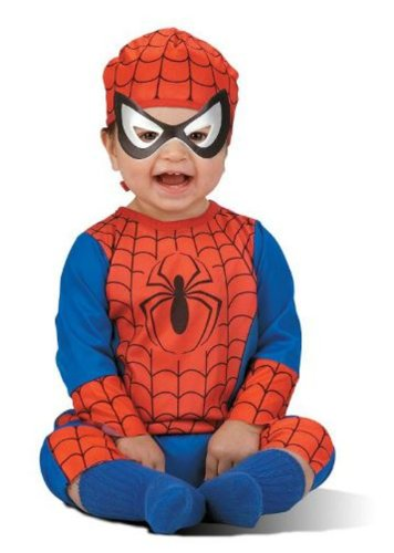 Marvel Super Hero Squad Spider-Man Dress Up Costume