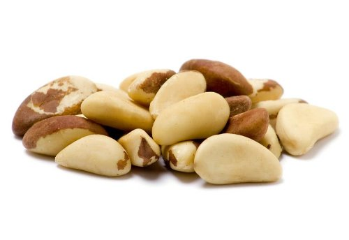 Sincerely Nuts Brazil Nuts Whole, Raw, Unsalted, Shelled, Natural 1Lb