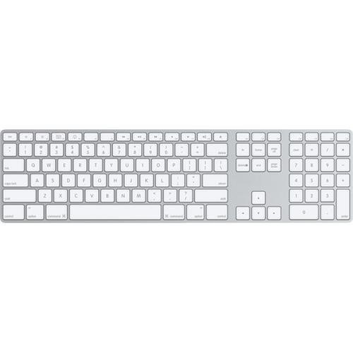 Apple Keyboard with Numeric Keypad MB110LL/B [NEWEST VERSION]