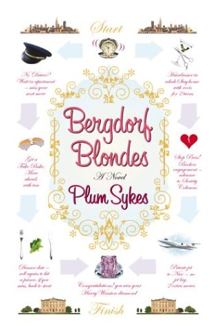 Bergdorf Blondes: A Novel-Book Club