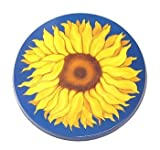 Sunflowers Floral Electric Stove Burner Covers set 4