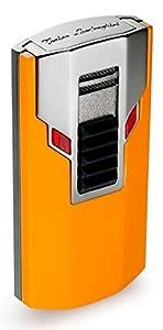 Tonino Lamborghini Estremo Orange Torch Flame Lighter