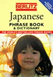 Berlitz Japanese Phrase Book & Dictionary (Berlitz Phrasebooks) (2831508983) by Berlitz Guides