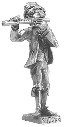 Flötenspieler Ständchen - Spitzweg