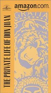 Private Life Don Juan (Amazon.com Exclusive) [VHS]