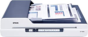 Epson GT 1500 Scanner à plat Legal 1200 ppp x 2400 ppp Chargeur automatique de documents ( 40 feuilles ) Hi-Speed USB