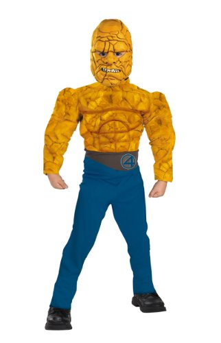 Kids Muscle Chest The Thing Costume