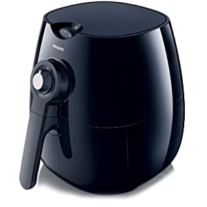 Philips AirFryer--Healthier Oil-Free Fryer