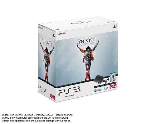 PlayStation 3(120GB) マイケルジャクソン「THIS IS IT」スペシャルパック(CEJH-10009)