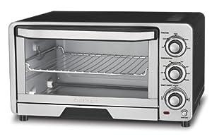 Cuisinart TOB-40 Custom Classic Toaster Oven Broiler from Cuisinart