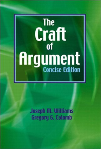 The Craft of Argument: Concise