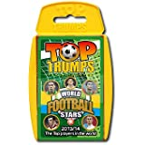 Top Trumps - World Football Stars 2013/2014 - Jeu de Bataille Version Anglaise
